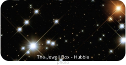 The Jewell Box - Hubble