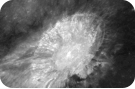 Aristarchus crater - Moon